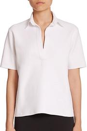 Helmut Lang Sponge Polo Shirt - Product Mini Image