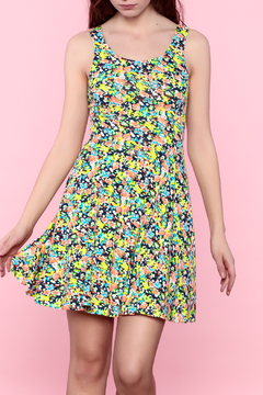 Shoptiques Product: Flower Spring Dress