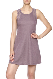 Hem & Thread Terry Skater Dress - Product Mini Image