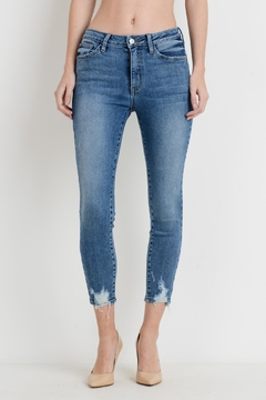 Shoptiques Product: Hem Bite Jeans