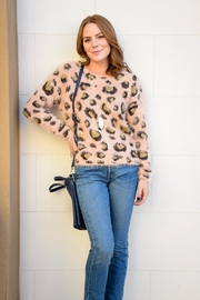 Hem & Thread Animal Lashes Sweater - Product Mini Image