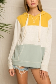 Hem & Thread Bannana Slug Hoodie - Other