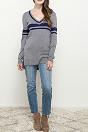 Hem & Thread Boyfriend Team Sweater - Product Mini Image