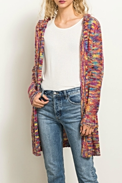 Shoptiques Product: Colorburst Knit Cardigan