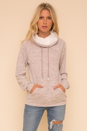 Hem & Thread Cozy Knit Top - Product Mini Image