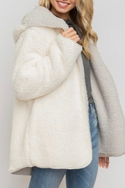 Hem & Thread Cozy Reversible Coat - Product Mini Image