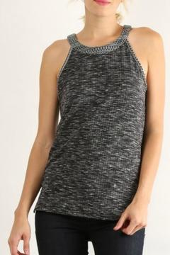 Shoptiques Product: Duo Fabric Halter Top