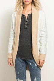 Hem & Thread Fleece Open Cardigan from Massachusetts by Sundance ...