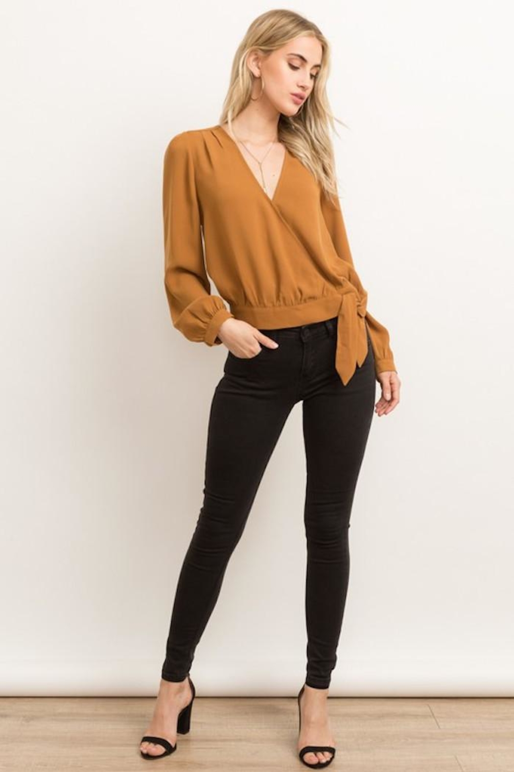 Hem & Thread Game Changer Top - Main Image