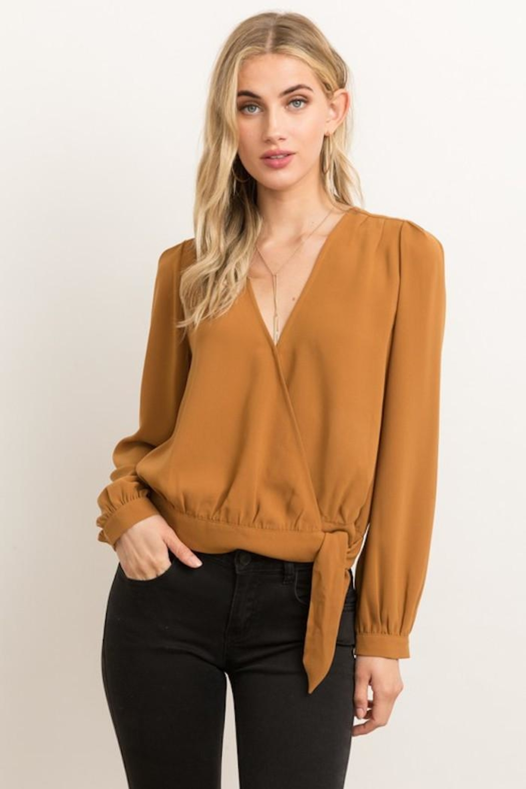 Hem & Thread Game Changer Top - Front Full Image