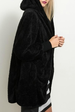 Shoptiques Product: Hooded Faux Fur