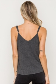 Hem & Thread Knit Camisole - Front full body