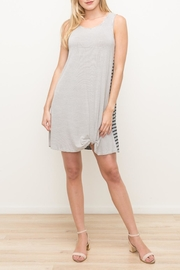 Hem & Thread Knotted Tank Dress - Product Mini Image