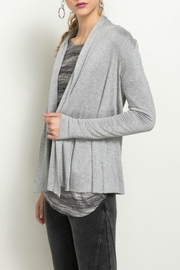 Hem & Thread Longsleeve Flowy Shrug - Product Mini Image