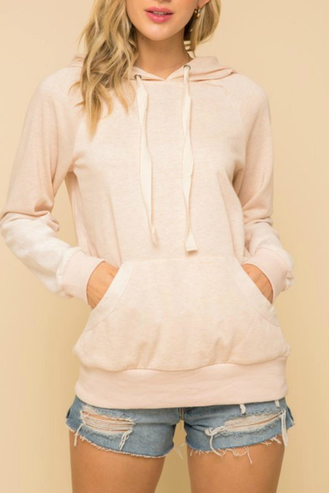 Hem & Thread Lounge Day Sweatshirt - Main Image