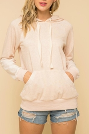 Hem & Thread Lounge Day Sweatshirt - Front cropped