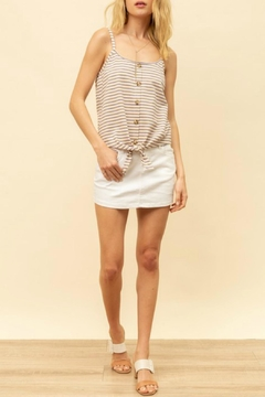 Hem & Thread Mimi Button-Up Cami - Product List Image