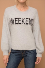 Hem & Thread Not Your Monday Sweater - Other