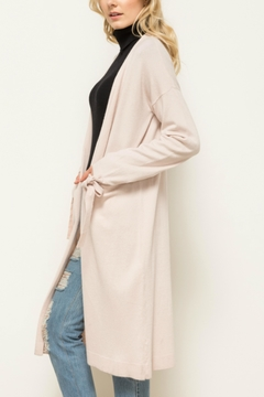 Shoptiques Product: Pearly Pink Cardigan