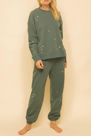 Hem & Thread Saturdaze Sweatpants - Product Mini Image