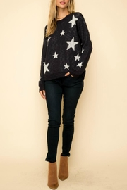 Hem & Thread Shooting Star Sweater - Product Mini Image