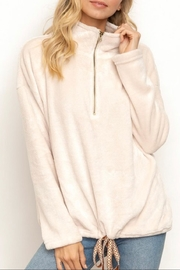 Hem & Thread Soft Plush Pullover - Product Mini Image