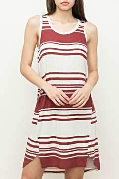 Shoptiques Product: Stripe Tank Dress