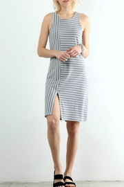 Hem & Thread Striped Girl Dress - Product Mini Image