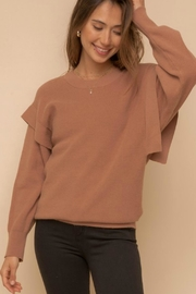 Hem & Thread Taylor Pullover Sweater - Other
