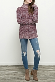 Hem & Thread Tulip Back Sweater - Product Mini Image
