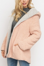 Hem & Thread Two Faced Jacket - Side cropped