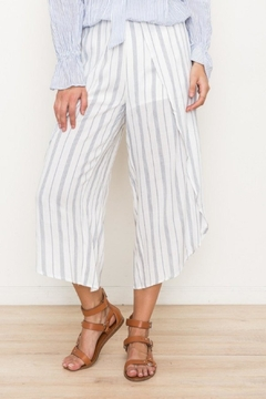 Hem & Thread Wrap Around Pants - Product List Image