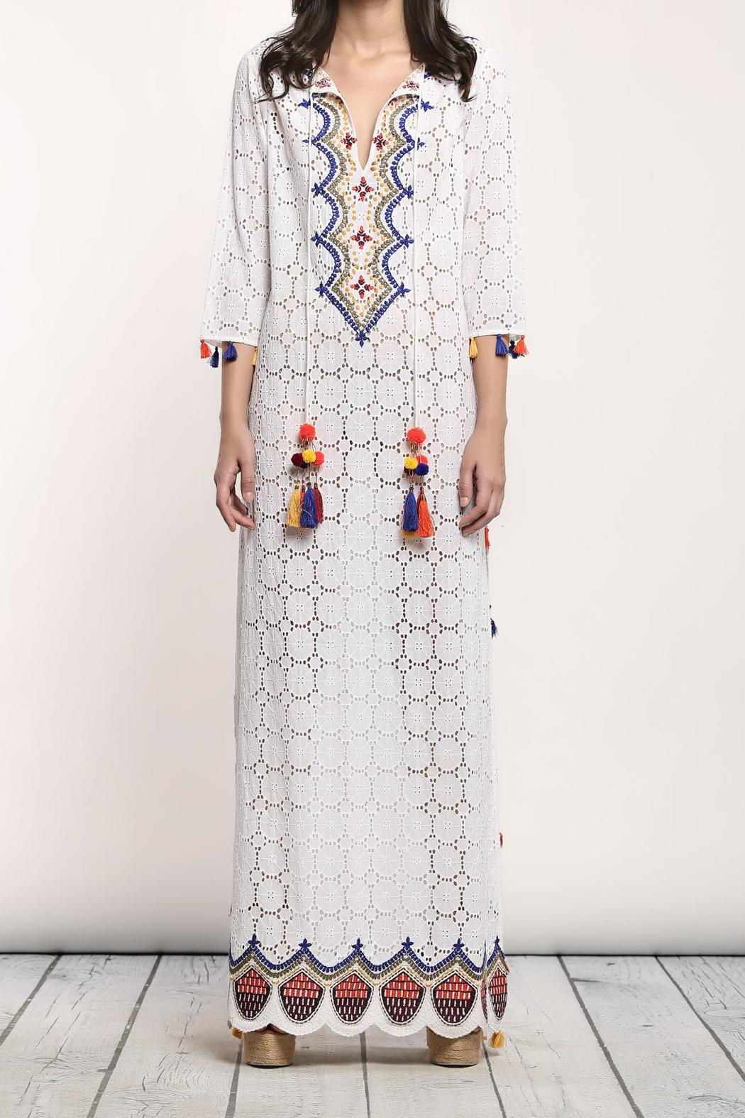 feaaf777581 Hemant   Nandita Embroidered Dress from Florida by The Met — Shoptiques