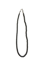 Love's Hangover Creations Hematite Necklace - Product Mini Image