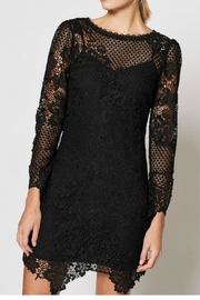 Joie Hemera Lace Dress - Product Mini Image