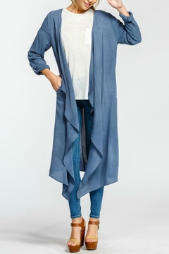 Shoptiques Product: Hemingway Pocketed Duster