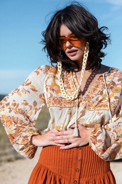 Spell & the Gypsy Collective Hendrix Blouse - Product List Image