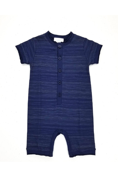 Feather Baby Henley Romper - Product List Image