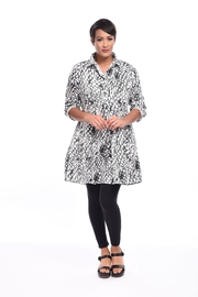 Tulip Henley Swing Tunic - Product Mini Image