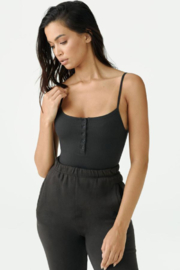 Joah Brown Henley Tank - Front cropped