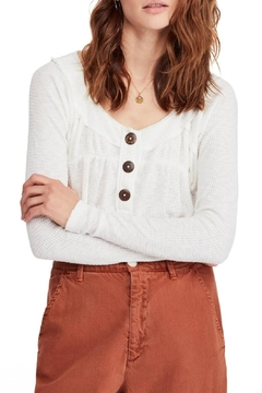 Free People Henley Tee - Product List Image