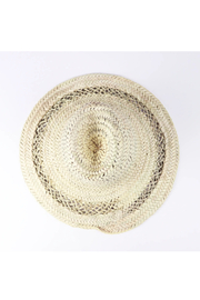 Socco HENRY Straw Hat - Front full body