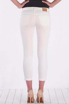 Shoptiques Product: Cropped Skinny Jean