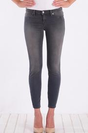 Henry & Belle Grey Skinny Jean - Product Mini Image