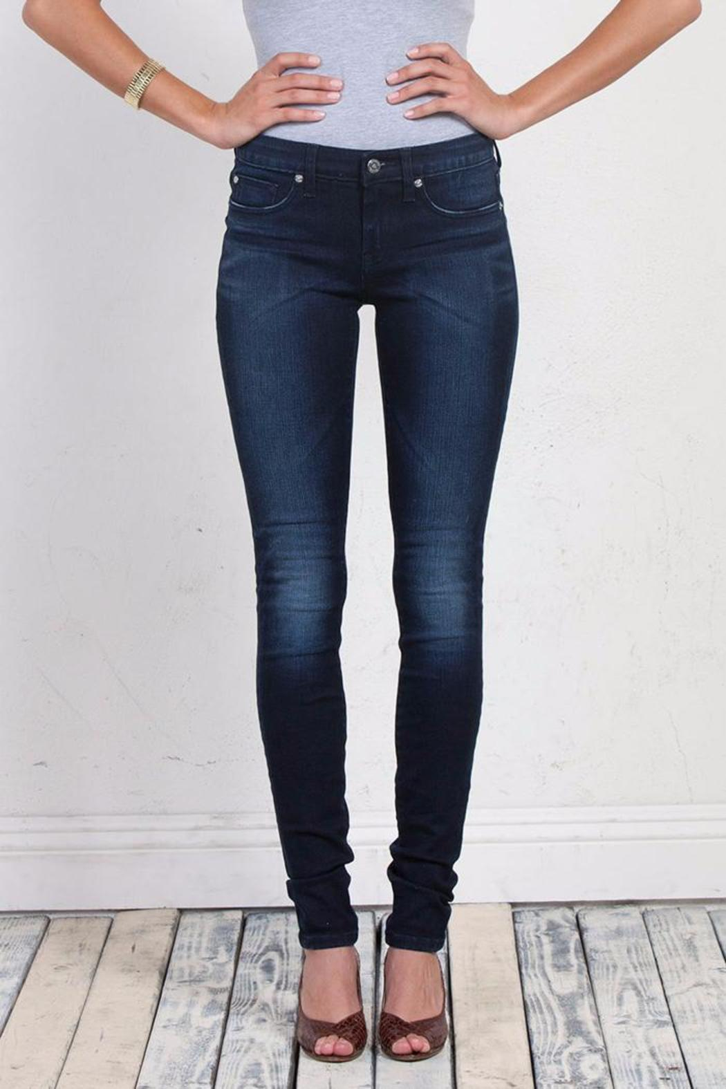 Henry & Belle Lila Skinny Jean - Front Cropped Image
