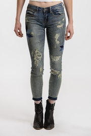 Henry & Belle Lila Skinny Jeans - Front cropped
