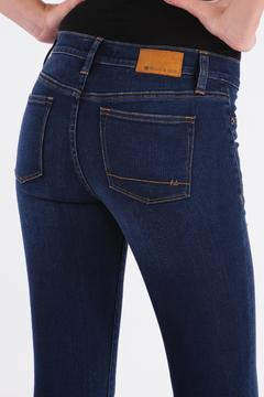 Shoptiques Product: Skinny Rustic Jeans