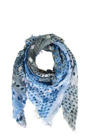 Henry Christ Silk Pattern Scarf - Product Mini Image