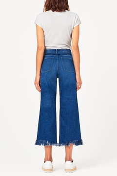 DL 1961 Hepburn Wide-Leg Jeans - Alternate List Image