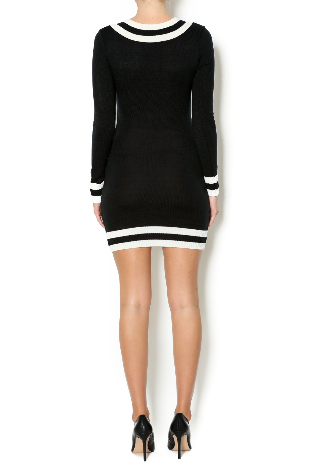 5214c4d20a hera collection Sporty Sweater Dress from Alabama by Flaunt Boutique ...